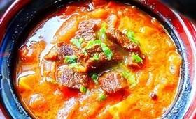 番茄燉牛肉