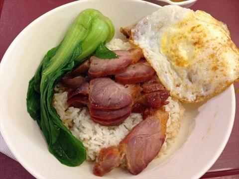 龙记香港茶餐厅 食评 [101 美食地下街系列攻略之一] 黯然  菜单,2号