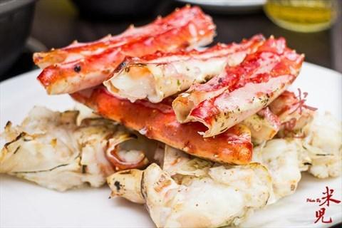 餐厅 台北 中山区 大螃蟹港式海鲜创意料理 食评 台港融合的海鲜火锅