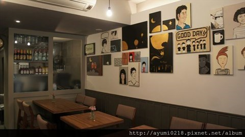 10平方小饭馆装修图