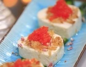 玉帶蟹子豆腐