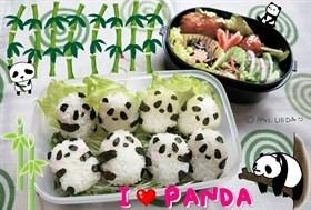 上田太太愛睏哈欠便當♥( I ♥ PANDA篇)