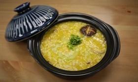 砂鍋蟹肉粥