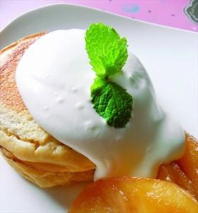 東販小食堂:簡單美味早午餐 奶茶鬆餅