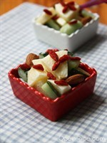 蘋果青瓜沙拉