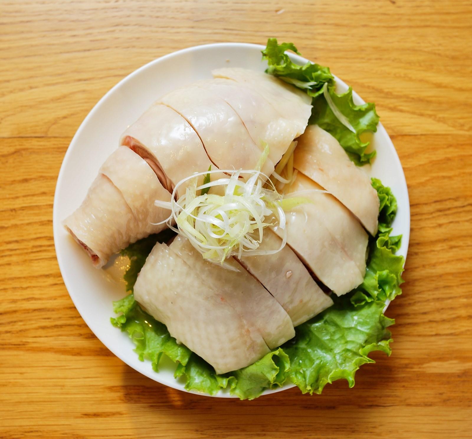 福利經典鹽焗雞