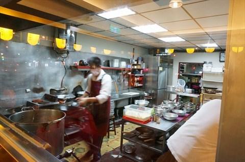 廚房工作區