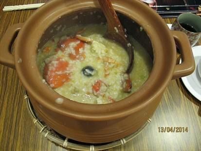 整鍋滿滿的蟹膏,料多又鮮甜,也太好吃了吧!