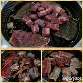 喜滿客日式燒肉店